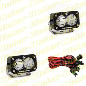 S2 Pro, Pair Driving/Combo LED