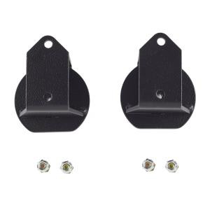 "RUBICON EXPRESS BUMP STOP PAD REAR JK 2.0""-4.5""/PAIR"