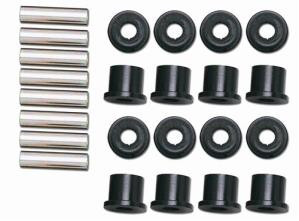 "RUBICON EXPRESS LEAF SPRING BUSHING KIT 1.5"" ID MAIN EYE/ 1.25"" ID SHACKLE/ 4 SPRINGS"