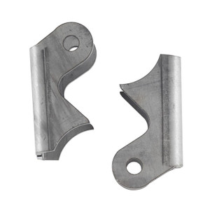 RUBICON EXPRESS SHOCK MOUNTS WELD-ON DROP POSITION TJ