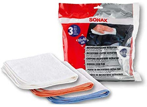 SONAX - Microfibre Cloth Ultrafine