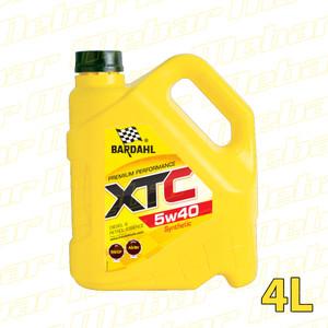 Bardahl XTC 5W40 4L