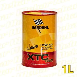Bardahl XTC C60 Racing 10W40 AUTO
