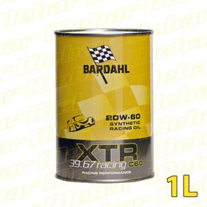 Bardahl XTR C60 Racing 39.67 - 20W60