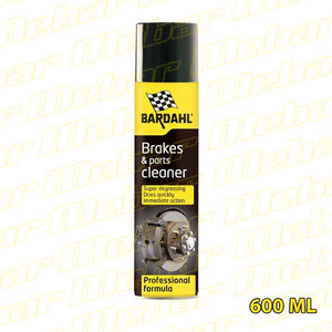 Bardahl Brake & Parts Cleaner, 600ML
