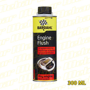 Bardahl Engine Flush, 300ML