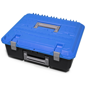 D-BOX BLUE LID