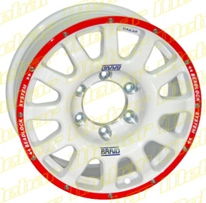 """Dakar with Beadlock 16"""" x 7"""" [Standard Color]"""
