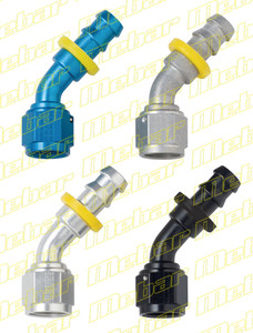 Fragola Series 8000 45° Race Hose End