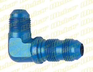 Aluminum A-N 90° Bulkhead Adapter