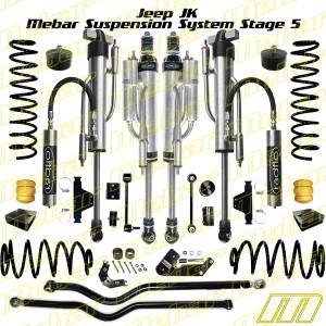 Mebar Jeep JK Suspension System Stage 5 - 2 DR