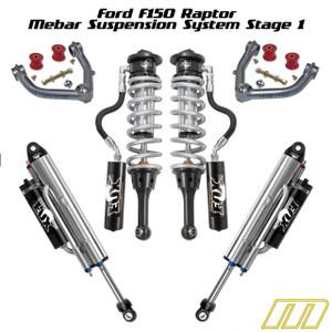Mebar Ford Raptor [10+] Suspension System Stage 1