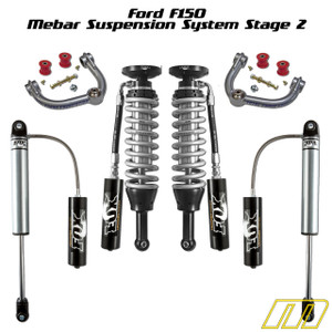 Mebar Ford F150 [14+] Suspension System Stage 2