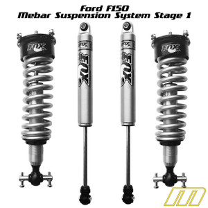 Mebar Ford F150 [15] Suspension System Stage 1