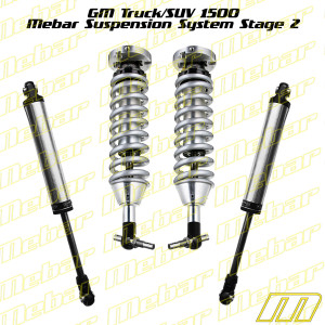 Mebar GM SUV 1500 [07+] Suspension System Stage 2