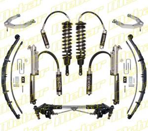 IVD 2010-2014 Ford SVT Raptor 3.0 Performance Suspension System - Stage 4