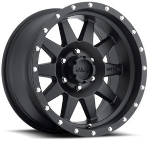 Method Race Wheels - The Standard Black Painted 17x8.5