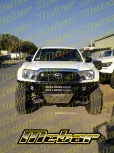 Mebar Toyota Tacoma [05-15] Front Baja Bumper With Light Mount