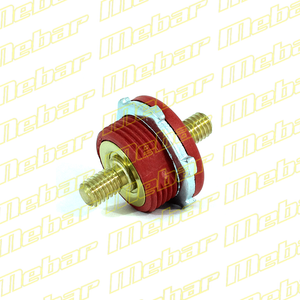 BATTERY FEEDER STUD (RED)