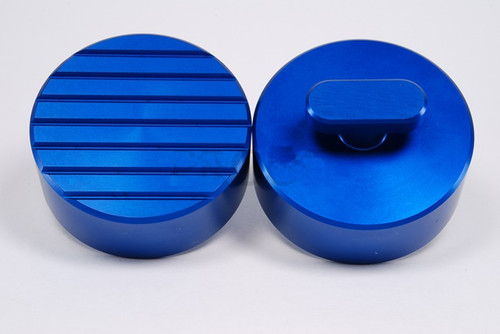 C5 and C6 Blue Jacking Pad - Single