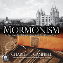 Mormonism (CD) by Charlie Campbell