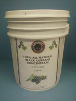 All Natural Black Currant Concentrate - 50 lbs
