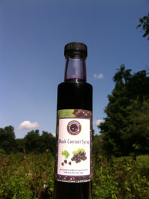 Black Currant Syrup