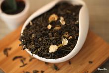 Ingredients Dried Jasmine Flowers + High-grown Green Tea from Wuyi Mountain, Fujian Province, China