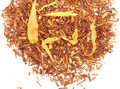 "Rooibos, colloquially known as Red Tea, is an herbal plant that grows in South Africa. Rooibos is a flavorful alternative to tea for those seeking to minimize caffeine intake. Our ""Rooibos Peach"" is a top-grade organic version, flavored with ripe summer peaches."