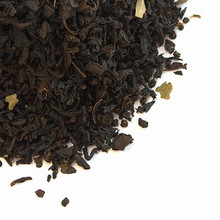 Looking for something sweet and jammy? This is the tea for you. This is a black tea that provides all the health benefits and plenty of full-bodied flavor but without any of the astringency. The smell is intensely fruity, but the taste is all jam and dried fruit. The black currant leaves offer a verdant, slightly almond flavor that sweetens the experience