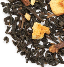 Decaf Oriental Spice tea with a medley of oriental spices. Decaffeinated using a natural CO-2 process, that allows leaves to retain their delicate shape and flavor.   Steep at 212° for 3 minutes.