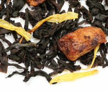 Premium black tea from Sri Lanka flavored with ripe passion fruit. A tropical treat, delectable both hot and cold. If you have yet to try gourmet passion fruit tea, you'll be pleasantly surprised by its superior taste. Indulge your taste buds. Give our Passionfruit Tea a try.