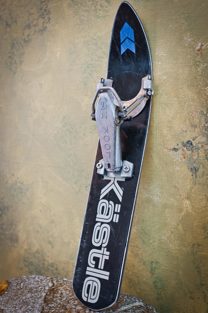 Vintage Ski Door Knocker | Forest Furniture Tahoe