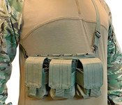 Molle Pouch for Small Magazines and Clips
