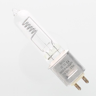 General Electric FLK/LL 575W Halogen Stage and Studio Light Bulb