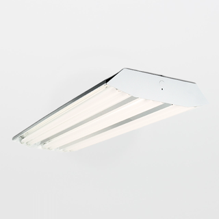 Howard HFA3 95% High BF Instant 6 Lamp 32W T8 Fluorescent Fixture