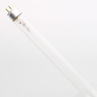 "General Electric G6T5 6W 9"" UV Germicidal Lamp"