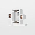 Satco 90-1541 G23 2-Pin Horizontal Screw Down Fluorescent Lampholder