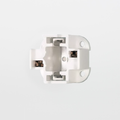 Satco 90-1548 26W 2-Pin Bottom Screw Down Fluorescent Lampholder