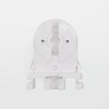 Satco 80-1253 Rapid Start T8 and T12 Rotary Locking Fluorescent Socket