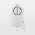 Satco 80-1246 Rapid Start T8 and T12 Tall Rotary Locking Fluorescent Socket