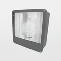 Howard ELFL-1000-MH-4T-A 1000W Metal Halide Extra Large Flood