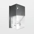Howard 70W High Pressure Sodium Mini Wall Pack 120V (Polycarbonate Lens)