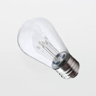 S14 Clear LED Light Bulb