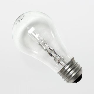 Osram Sylvania 28A/HAL/CL/2 28W A19 Halogen Light Bulb (2 Pack)