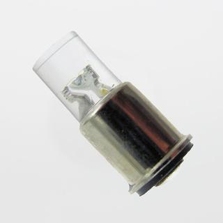 6-28V Flange Base LED Equivalent Miniature Light Bulb