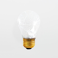 Bulbrite 40A15/TF 40W Shatter Resistant Light Bulb