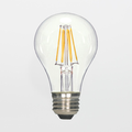 Satco S9252 6.5W A19 LED Filament Lamp