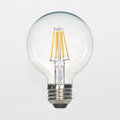 Satco S9255 6.5W G25 LED Filament Lamp