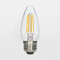 Satco S9260 4.5W C11 LED Filament Lamp